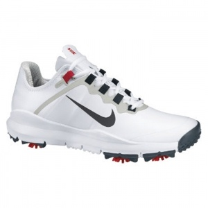 Nike TW 13 Golf Cleats Mens White - ONLY $179.00