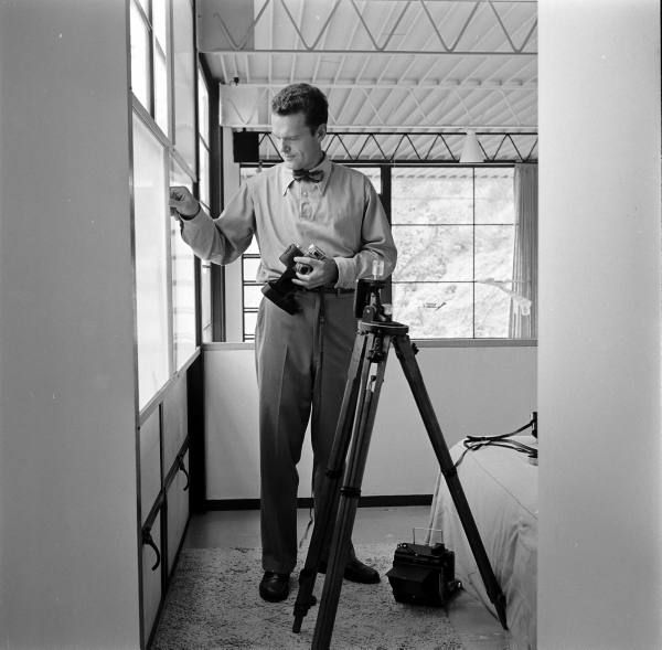 a character analysis of architect charles eames and painter ray eames Charles & ray eames: the architect and the painter (85 minutes)  to the eames' recruiting skills (and judgment of character) that all of these.