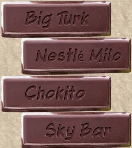 List of candy bars