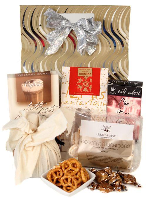australia Gift Baskets - Tinsel Time