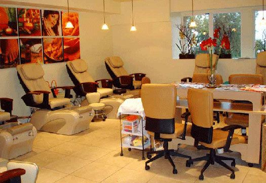 Athena Salon Day Spa