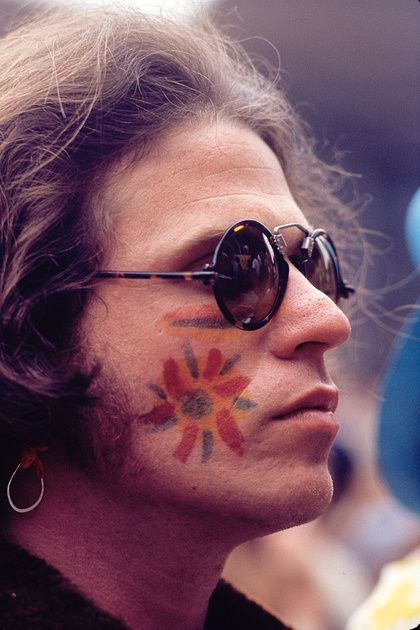Country Joe McDonald (Country Joe and the Fish), Monterey Pop Festival 1967.