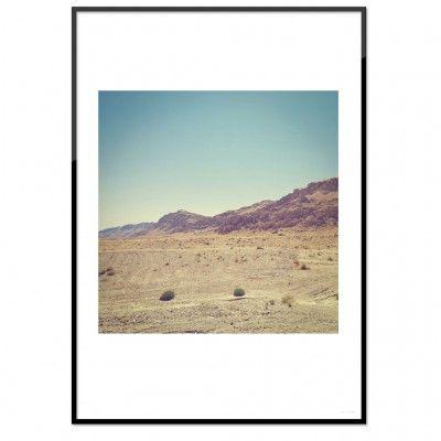 """""""Desert"""" - Poster"""