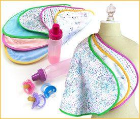 Tutoriels de couture pour bébés - Le site pour apprendre à coudre seul(e)! !
