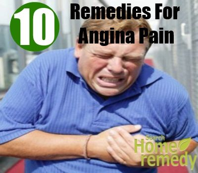 10 Home Remedies For Angina Pain