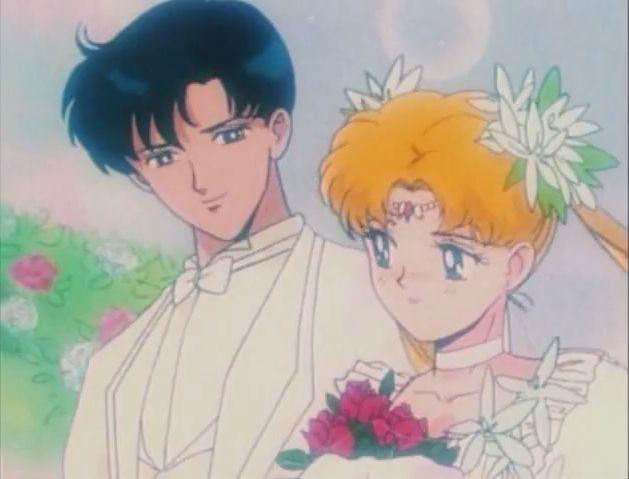 Sailor Moon and Darien COLLAGE | Serena and Darien - Sailor Moon HQ