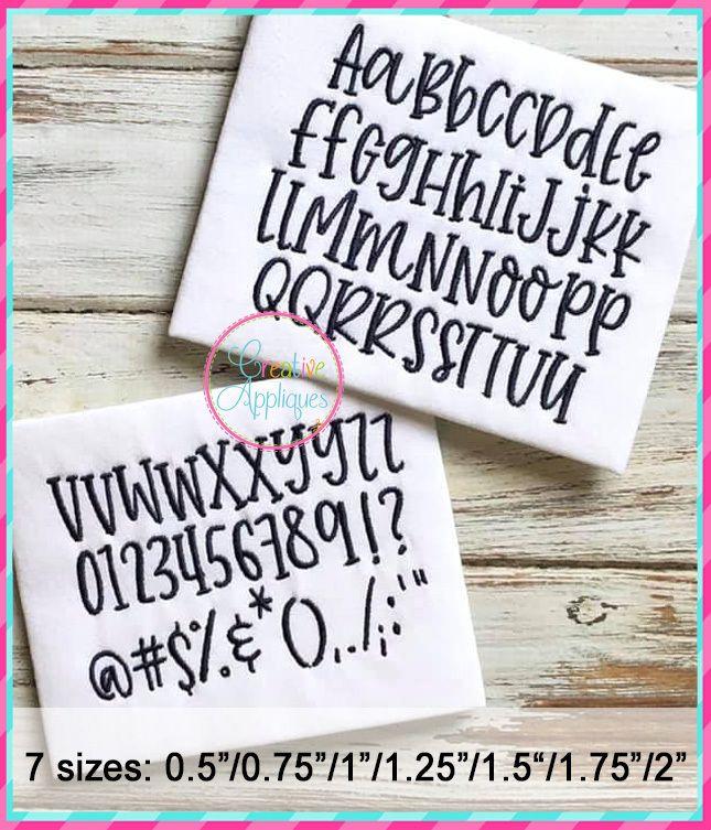 Farmhouse Lemonade Font 7 Sizes! Products SWAK