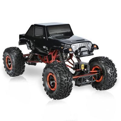 ﹩130.62. HSP 94180T2 1/10 2.4Ghz 2CH 4WD Electronic Powered RTR Rock Crawler RC Car I8Z2    Item name - RC Rock Crawler, ISBN - Does not apply, Battery charger - US plug optional, ASIN - B01J79ET56, UPC - 714424412881