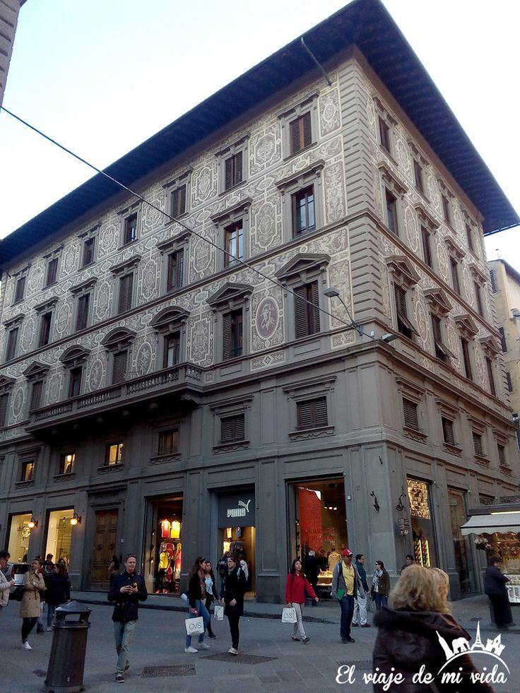 Calles Florencia Italia