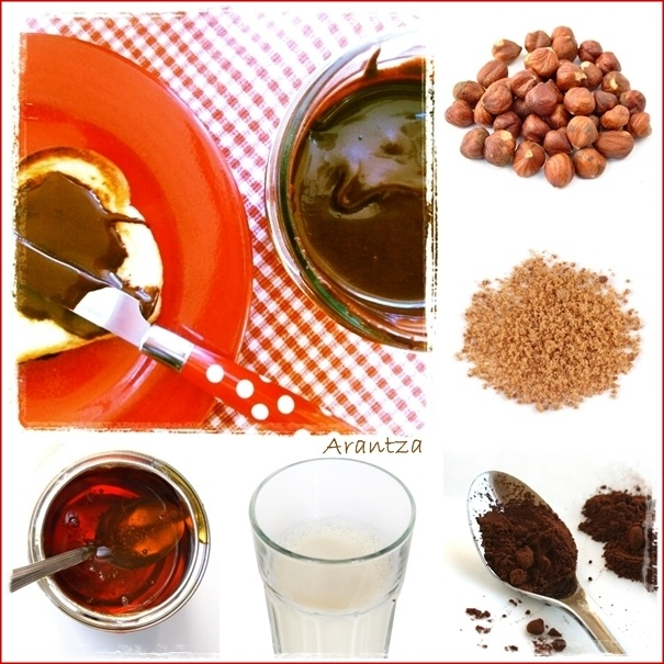 Sirope de alce: Nutella casera antidepresiva