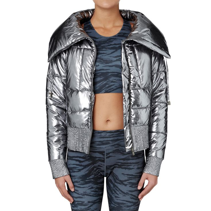 Shop now: Bomber Jacket. #seedheritage #seedsport #sport #woman