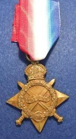 (Summary of text from Graves Secrets website). 1914/15 Star belonging to 734 Sergeant Andrew Carey, 5th Battalion and 1st Pioneer Battalion. Boer War veteran and holder of the Queen's South Africa Medal, Carey enlisted in D Coy, 5th Infantry Battalion on 17th August 1914, landing at Gallipoli on 25 April 1915. Saw action in France and Flanders including Sailly, Pozieres, Ypres and the Somme. Returned to Australia 4th October 1918.