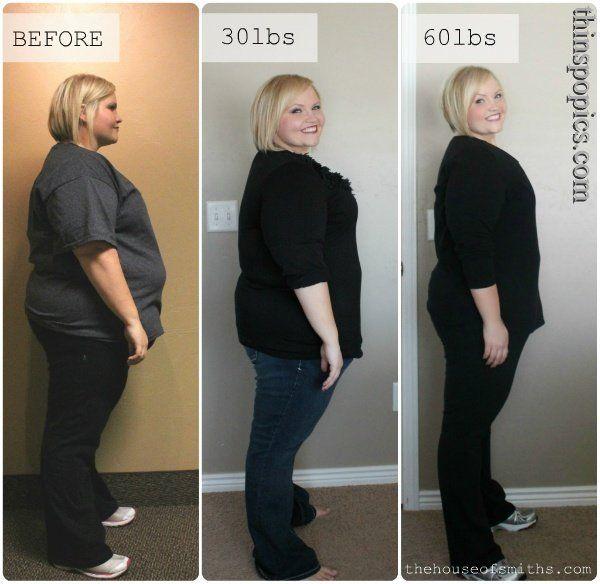 Weight Loss Inspiration (spotted by @Thomasinawoj )