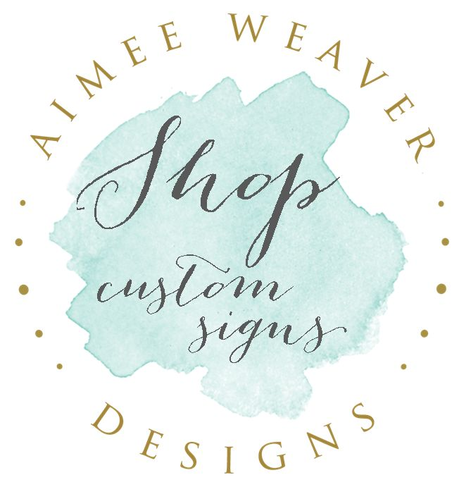 Year in Review {Aimee Weaver Designs}   My Pink Life