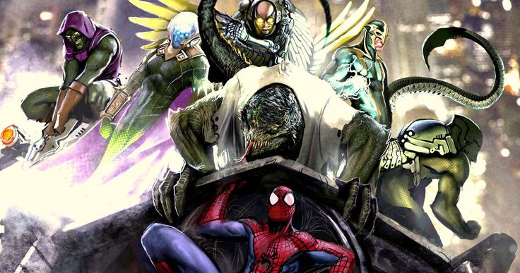 Is Spider-Man: Homecoming Setting Up a Sinister 6 Movie? -- Just a few days away from release, a new rumor claims Spider-Man: Homecoming is setting up Sinister 6. -- http://movieweb.com/spider-man-homecoming-post-credit-scenes-sinister-6-movie/