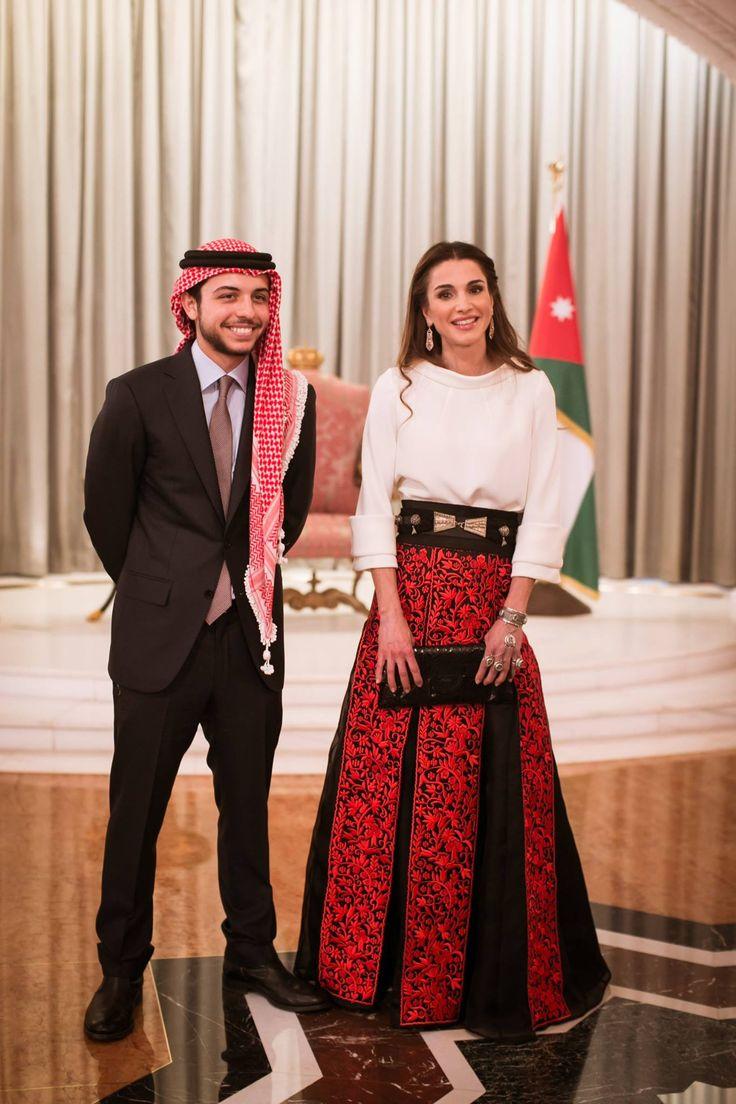 queen noor and rania relationship