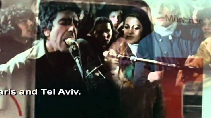 """""""Leonard Cohen, Bird On A Wire Trailer"""
