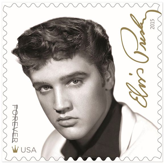 Elvis Presley Featured on New U.S. Stamp | TIME
