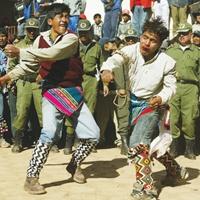 Bolivian Tinku Dance