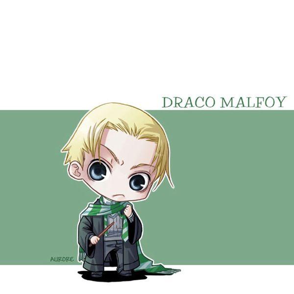 mini-manga-draco-malfoy-aurore | Harry Potter | Pinterest ...