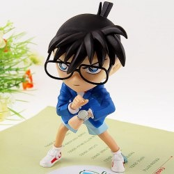 Lovely Detective Conan Changeable Modeling PVC Figure Toy