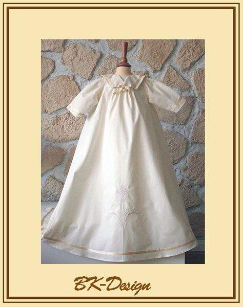 Taufbekleidung - Taufkleid Junge Gr.56 - ein Designerstück von BK-Design bei DaWanda