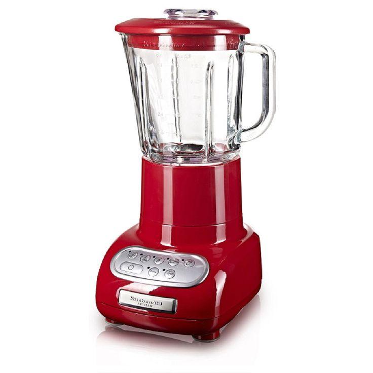 KitchenAid Artisan Blender - mooi en handig voor smoothies en shakes