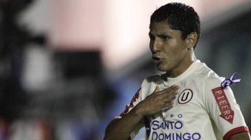 El 2012 y 2013, Raul Diaz perteneció al Coritiba, no jugó muchos partidos.