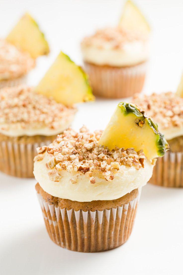 Hummingbird Cupcakes Recipe Hummingbird cupcakes