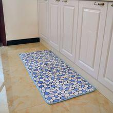 Tapete com coral de veludo mat banheiro tapete tapetes tapetes de cozinha varanda sala de estar quarto cabeceira carpet(China (Mainland))