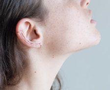 Cuff in Earrings - Etsy Jewellery