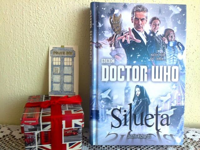 Doctor Who: Silueta (orig. Doctor Who: Silhouette, 2014) – Justin Richards