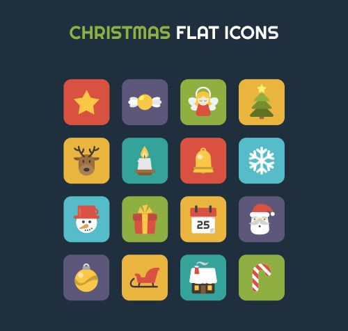... icons set-1 #christmasicons #freeicons #holidayicons #vectoricons: pinterest.com/pin/436497388855833339