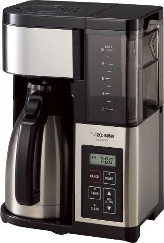 Zojirushi EC YSC100 Fresh Brew Plus Thermal Carafe Coffee Maker, 10 Cup