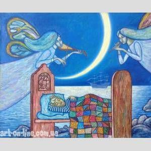 Картины для детей - Картины на детскую тематику, отличное дополнение интерьера детской комнаты. «Картины для детей» это специальный раздел нашей галереи, где представлены произведения наших художников на детскую тему. Это яркие, позитивные картины, которы
