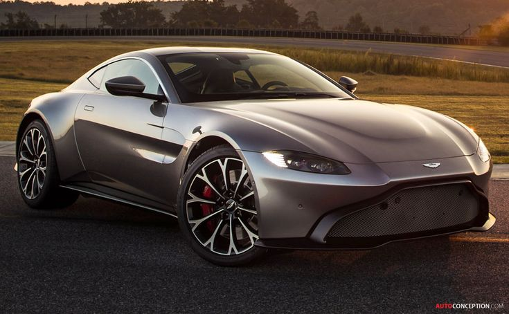 New 2018 Aston Martin Vantage Revealed