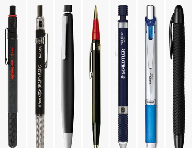 We examined the full range of mechanical pencils, from boxes of 12 to handcrafted and solid silver. Here are the best ones for every writer.
