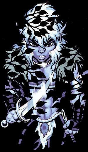 Cutter from #Elfquest by Wendy Pini
