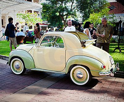 Fiat Topolino 500C  I should get a bug, they're tiny, like me :)