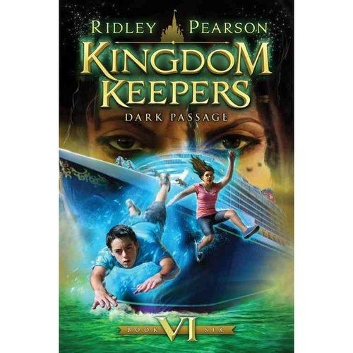 Kingdom Keepers Dark Passage comes to bookstores