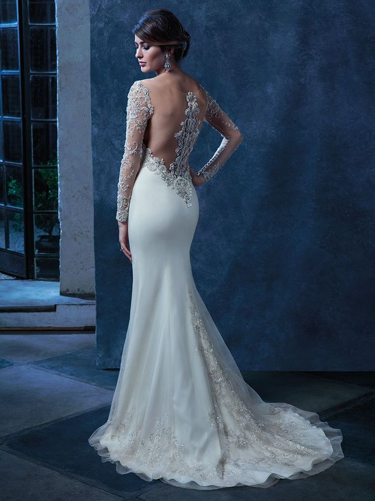 88 best Fabulous 2 in 1 bridal gowns images on Pinterest | Wedding ...