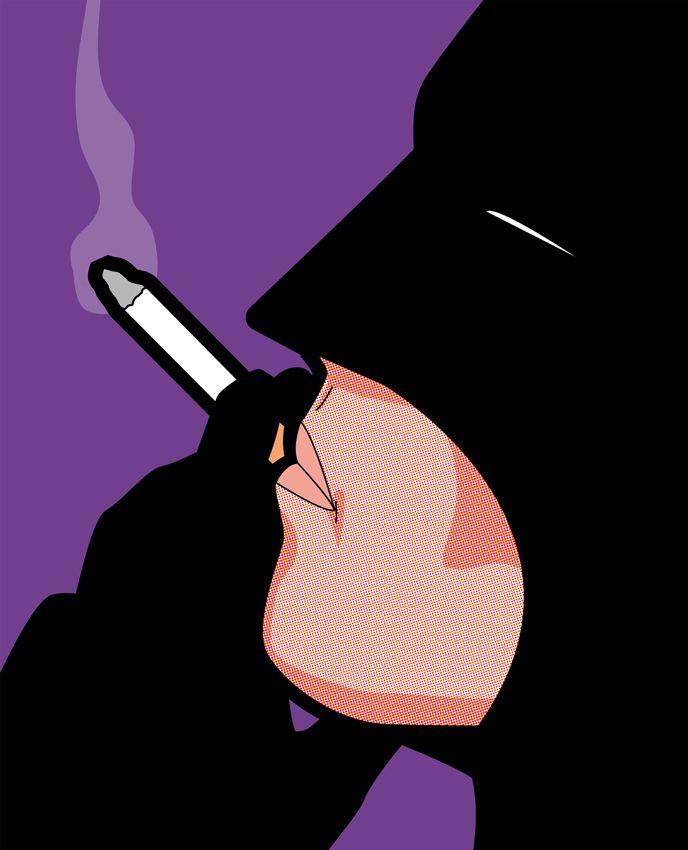 O artista francês Greg Guillemin desenhou os super-heróis em situações comuns, escovando os dentes, indo ao banheiro, comendo e fazendo sexo.