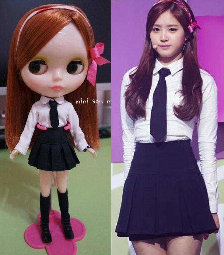 Mini Naeun Gift For Apink Naeun From A Fangirl Kpop Fan Art Pinterest Apink Naeun And Kpop
