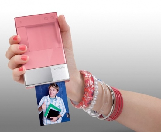 17 Best ideas about Portable Printer on Pinterest  Innovative products, Tech # Wasbak Zink_174951
