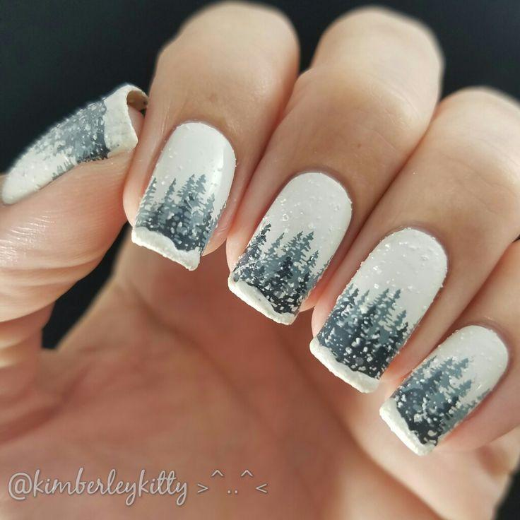 √ Fun Winter Nails