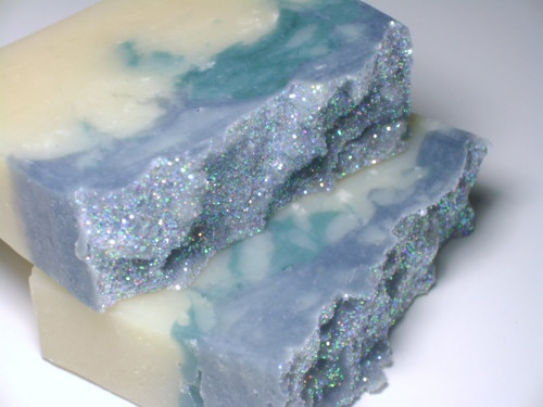 Glitter Soap | Products I Love | Pinterest