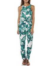 CAMEO SECOND SONG PANTSUIT - LILY PALM on http://www.surfstitch.com #romper