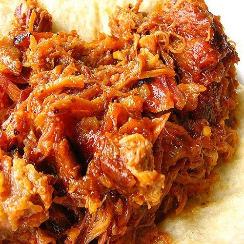 Secret Copycat Restaurant Recipes – Cafe Rio Sweet Pork Barbacoa Recipe use DR Pepper instead of coke