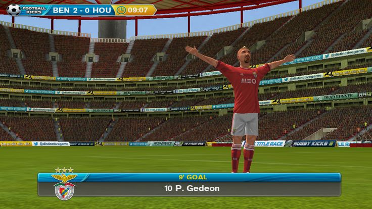 Have you checked out the new #Benfica kit in #Football Kicks #TitleRace yet? It's pretty snazzy! http://www.dmc-ops.com/fk2storelink.php