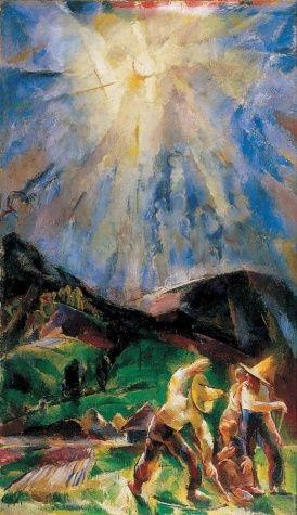 The Light - Vilmos Aba-Novak